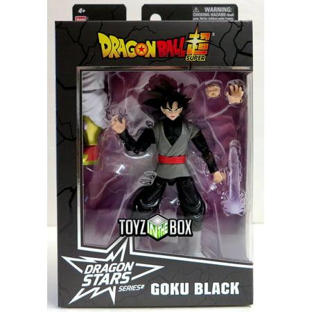 Dragon Ball Super Dragon Stars Series Goku Black (Dragon Ball Z Or Dragon Ball Z Kai)