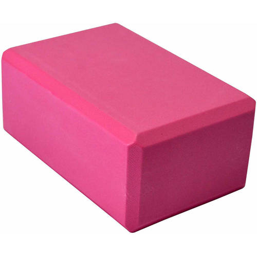 "Yoga Direct 3"" Foam Yoga Block"