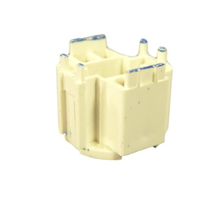 Leviton 26725-4A5 4-Pin GX24q-5 Base Compact Fluorescent Bottom Screw Down Light Socket