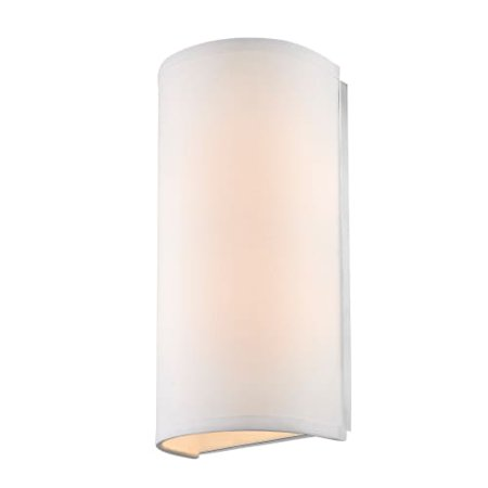Dolan Designs 284 Fabbricato 2 Light 14 Tall Single Half Cylinder Wall Sconce With