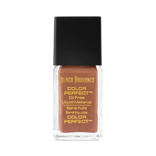 Black Radiance Color Perfect Oil Free Liquid Makeup, Mocha Honey, 1 fl oz