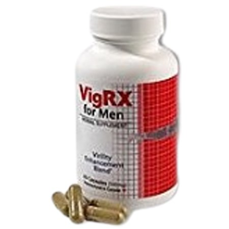 VigRx - 1 Month Supply - 60 Capsules; Oral Herbal - Oral Supplement Capsules