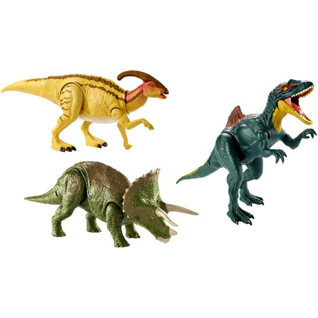 Jurassic World Dual Attack Dinosaur (Styles May Vary)