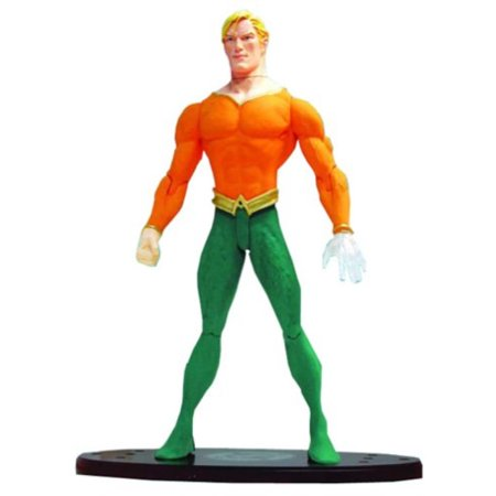 JLA Justice League Series 1: Aquaman Action Figure - image 2 de 2
