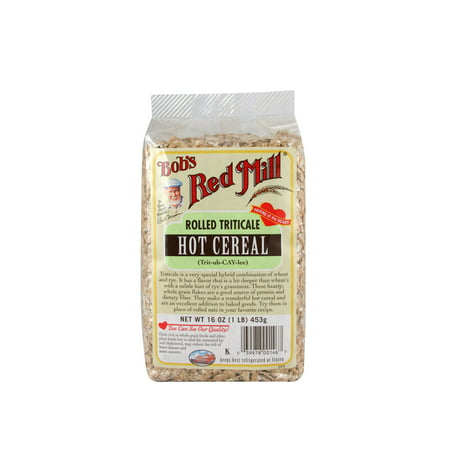 Image of (3 Pack) Bobs Red Mill Rolled Triticale Flakes, 16 Oz
