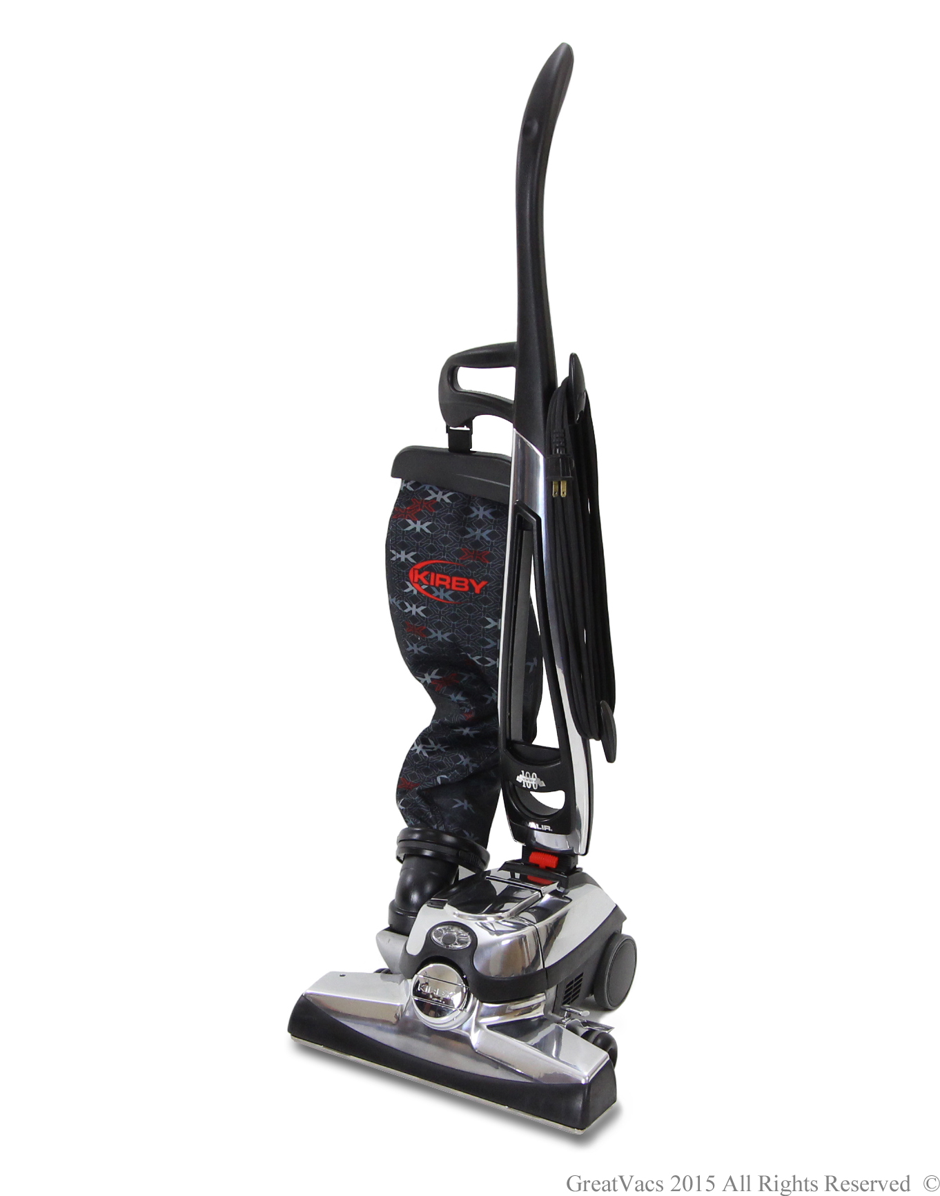 Refurbished Kirby Avalir Vacuum Cleaner Loaded With Tools Bags Shampooer Upright G11 Hepa