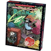 Dungeons & Dragons vs Rick and Morty (D&D Tabletop Roleplaying Game Adventure Boxed Set) (Dungeons & Dragons, D&D)