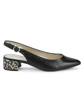 Karen Slingback Heels