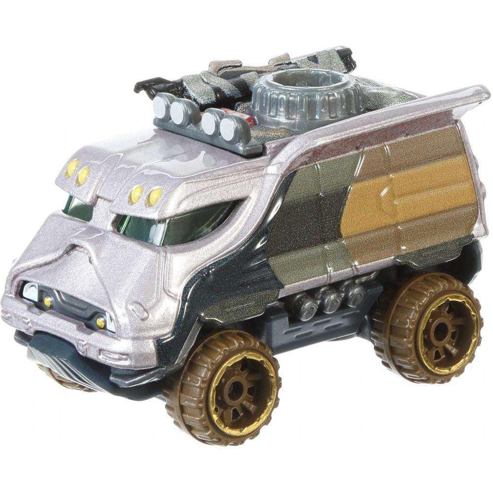 Hot Wheels Star Wars Zeb Character Car