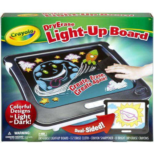 Crayola Dry Erase Light-Up Board by Binney & Smith