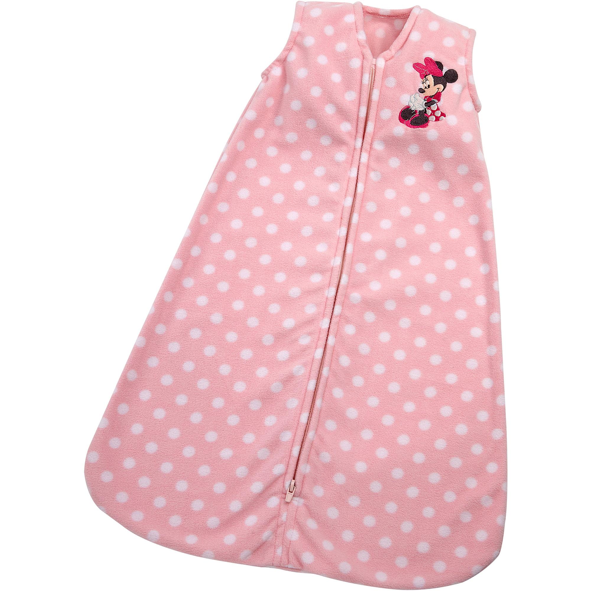 Medium Disney Baby Ariel Super Soft Microfleece Wearable Blanket Lavender