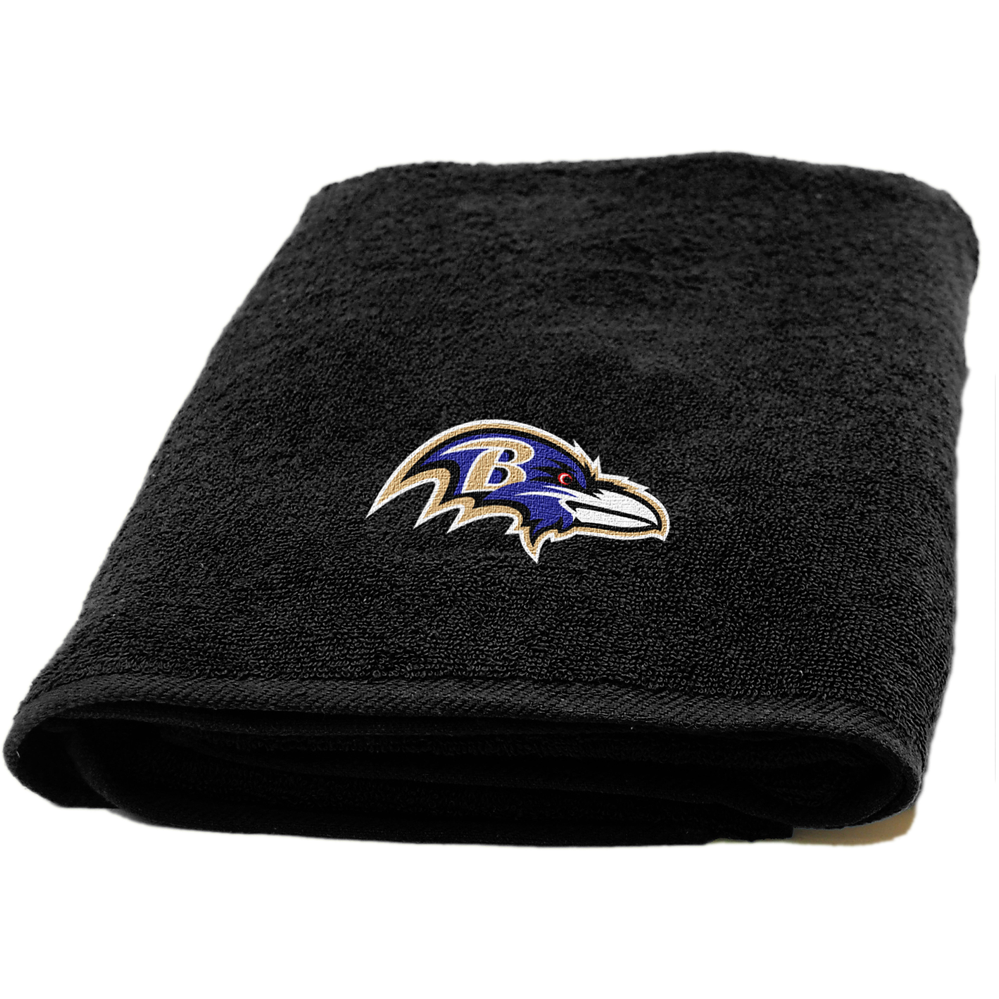 NFL Baltimore Ravens Decorative Bath Collection Bath Towel