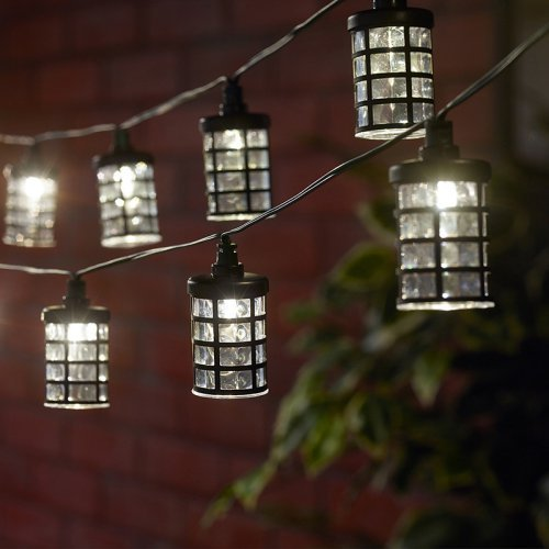 Smart Solar Amalia Solar String Lights - Set of 20