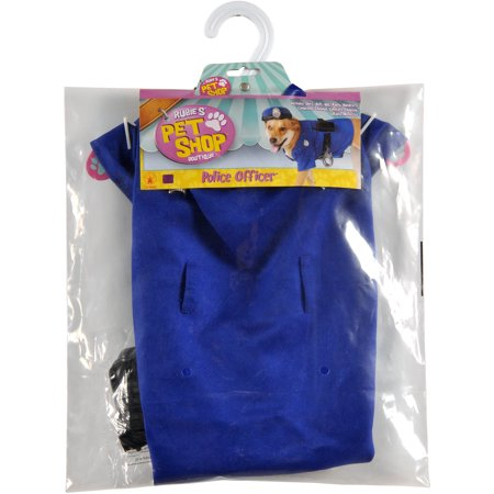 Rubie's Police Dog Pet Costume-Large for $<!---->