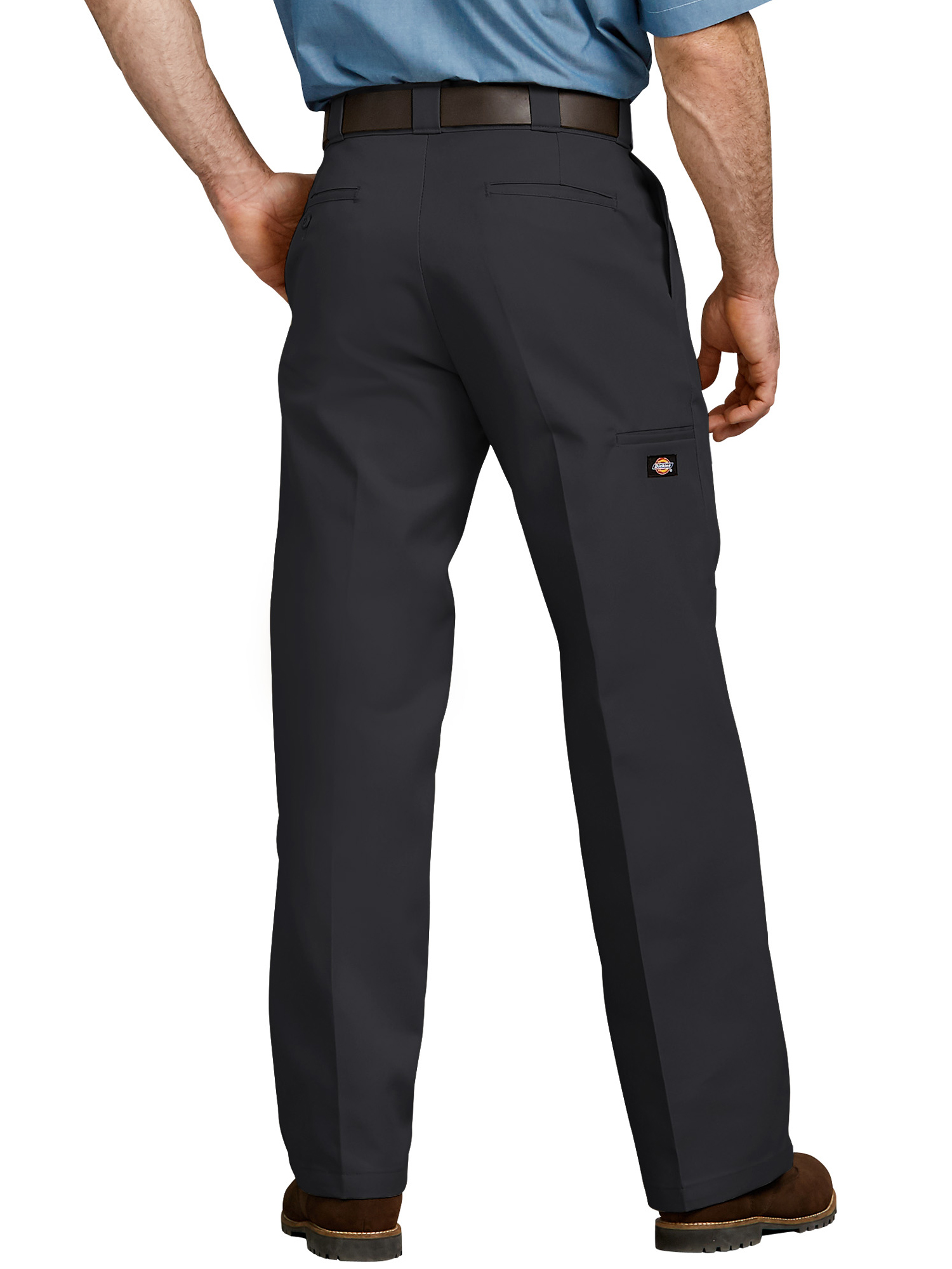 Dickies GDT TWIN PACK Premium Reinforced Trousers Black /& Grey Various Sizes