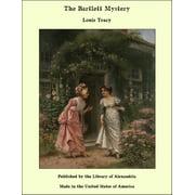 The Bartlett Mystery - eBook