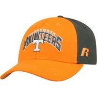 Youth Russell Athletic Tennessee Orange/Gray Tennessee Volunteers Tastic Adjustable Hat - OSFA