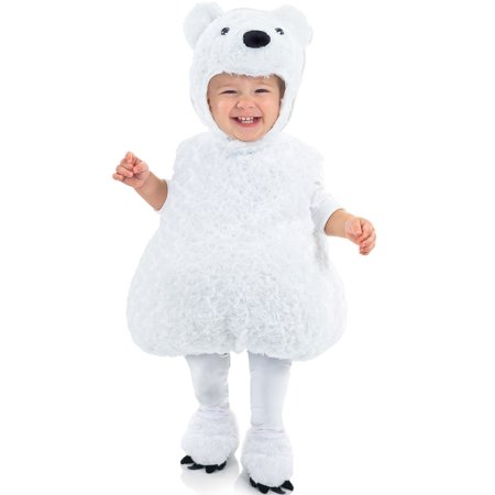 Polar Bear Toddler Costume - Polar Bear Toddler Costume