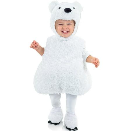 Polar Bear Toddler Costume](Toddler Polar Bear Costume)