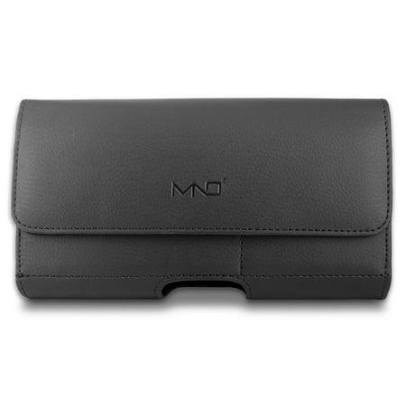 the best attitude 88d38 0e1b8 iPhone 8 Plus Case, Premium Leather Wallet Pouch Holster Belt Case w/ Clip  / Loops for Apple iPhone 8/ 7/ 6/ 6S Plus 5.5