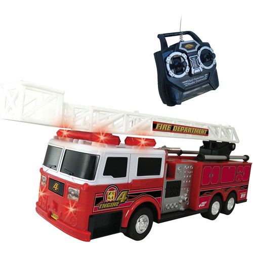 NKOK Full-Function Fire Truck Radio-Controlled Vehicle