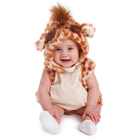 Dress Up America Giraffe Baby Costume infant Halloween costume