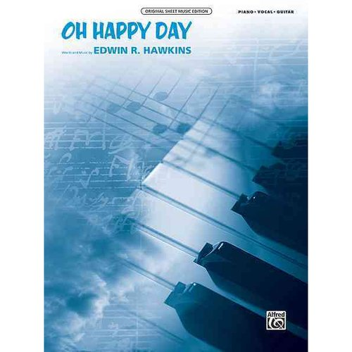Oh Happy Day: Piano/Vocal/Guitar, Sheet