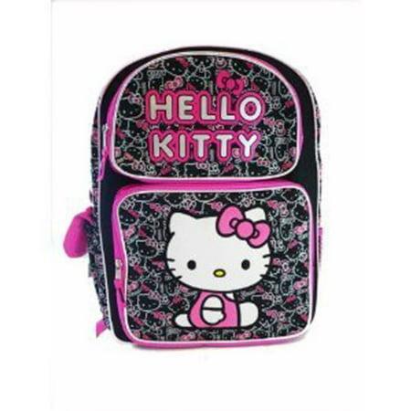 Hello Kitty Small Backpack - Sanrio Hello Kitty Small School Bag - image 1 de 2