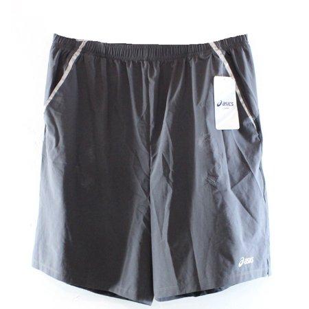 9643cd4bfe46 ASICS - Asics NEW Gray Mens Size XL Pull-On Stretch Drawstring Shorts  46  SALE  093 - Walmart.com
