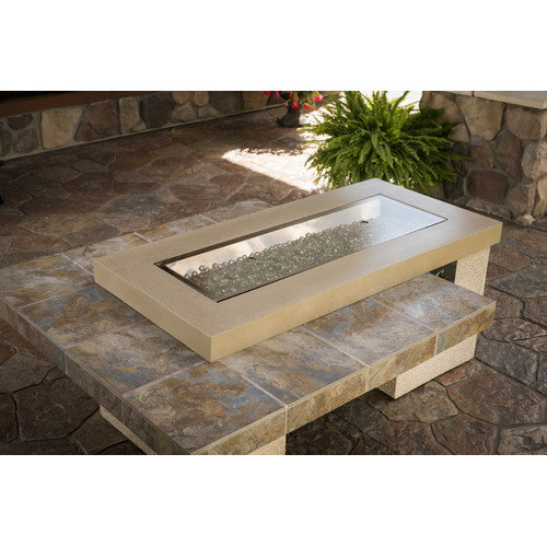 The Outdoor GreatRoom Company Fire Pit Glass Cover