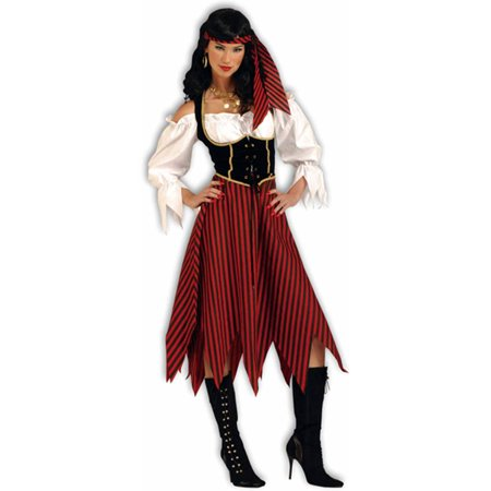 Pirate Maiden Costume - Pirate Maiden Plus Size Costume