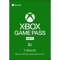 Xbox Game Pass For PC, Microsoft, Windows 10 [Digital Download]