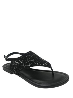 9bf78217590 Product Image Women Time And Tru Hooded Jewel Sandals