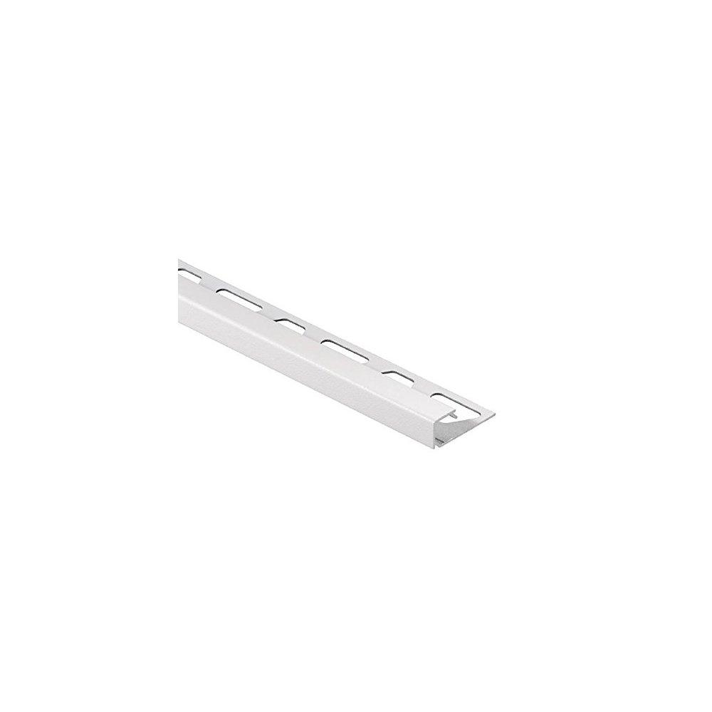 Schluter Quadec Square Edge Tile Edging Trim 38 Matte Bright