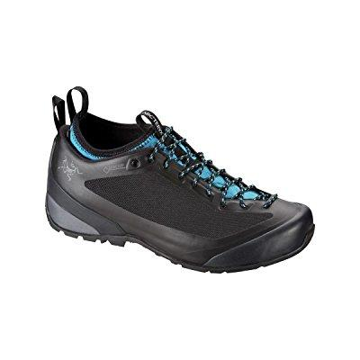 Arc'Teryx acrux2 fl gtx approach shoe - men's black / big...