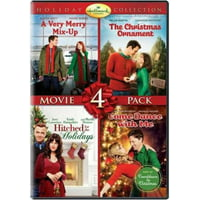 A Verry Merry Mix-Up / The Christmas Ornament / Hitched for the Holidays / Come Dance With Me (DVD)