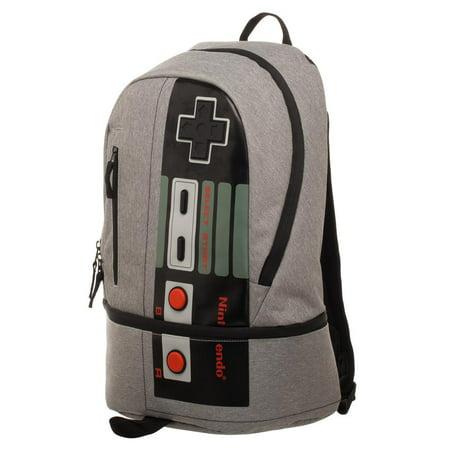 - Nintendo Controller Backpack - Game Controller Backpack w/ Bottom Zip