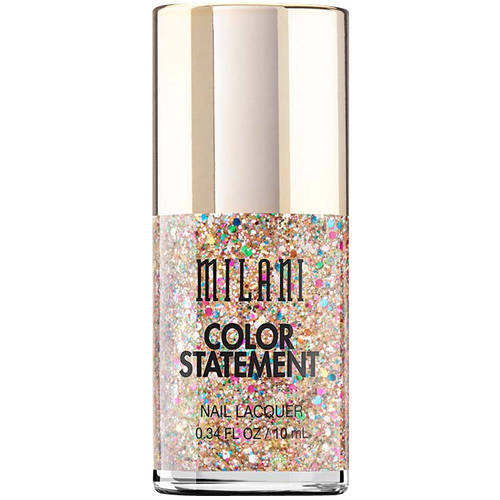 Milani Color Statement Nail Lacquer, Gilded Rocks, 0.34 fl oz