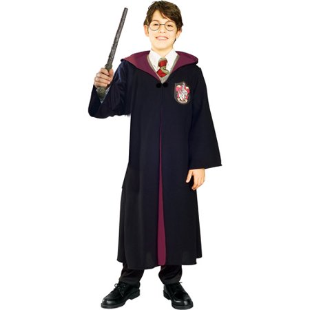 Harry Potter Deluxe Child Halloween Costume](Kids Black Swan Costume)
