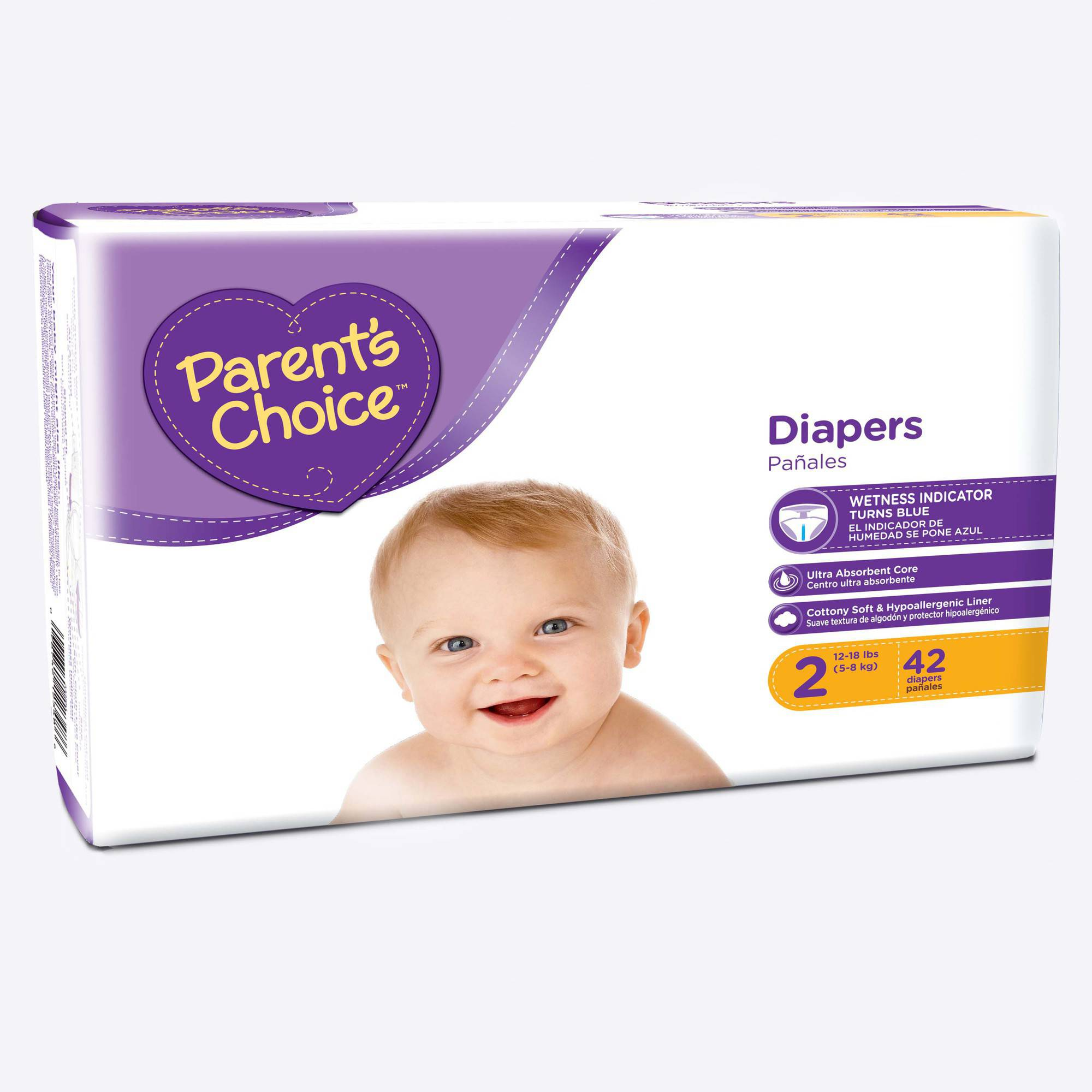Parent's Choice Diapers (Choose your Size)