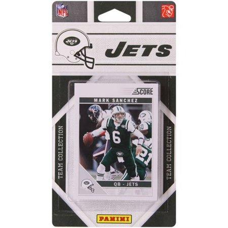 2011 Score New York Jets Factory Sealed 14 Card Team Set