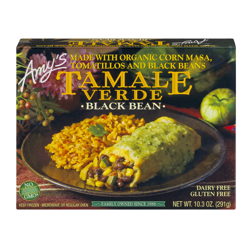 Amy's Tamale Verde Black Bean, 10.3 OZ