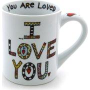Our Name Is Mud I Love You Mug 4029243