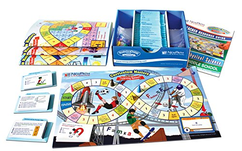 High School NewPath Learning Mastery Game Chemistry Review Curriculum