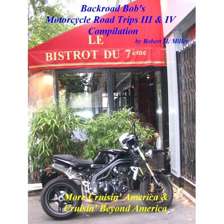 Motorcycle Road Trips (Vol. 36) - Road Trips III & IV Compilation - On Sale! - (Best Motorcycle For Long Road Trips)