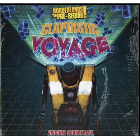 Borderlands The Pre-sequel: Claptastic Voyage (Vinyl) - Borderlands The Pre Sequel Halloween