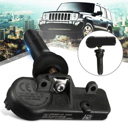 Tire Pressure Sensor TPMS 433Mhz #56029398AB For Chrysler Jeep Dodge (2010 Dodge Ram Tire Pressure Sensor Reset)
