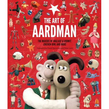 The Art of Aardman : The Makers of Wallace & Gromit, Chicken Run, and - Wallace Et Gromit Halloween