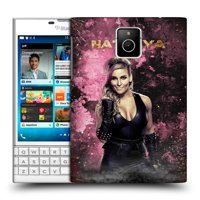 OFFICIAL WWE NATALYA HARD BACK CASE FOR BLACKBERRY PHONES