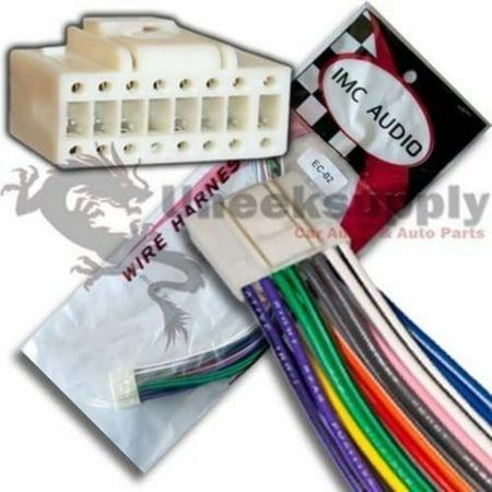 Eclipse CD4000 CD5000 CD5331 CD5332 CD5423 CD5435 Wire Harness ...